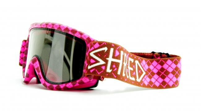 Otroška smučarska očala Shred: REDUX - pink