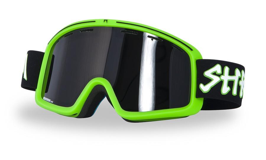 Polarizirana smučarska očala Shred Monocle - CLARITY