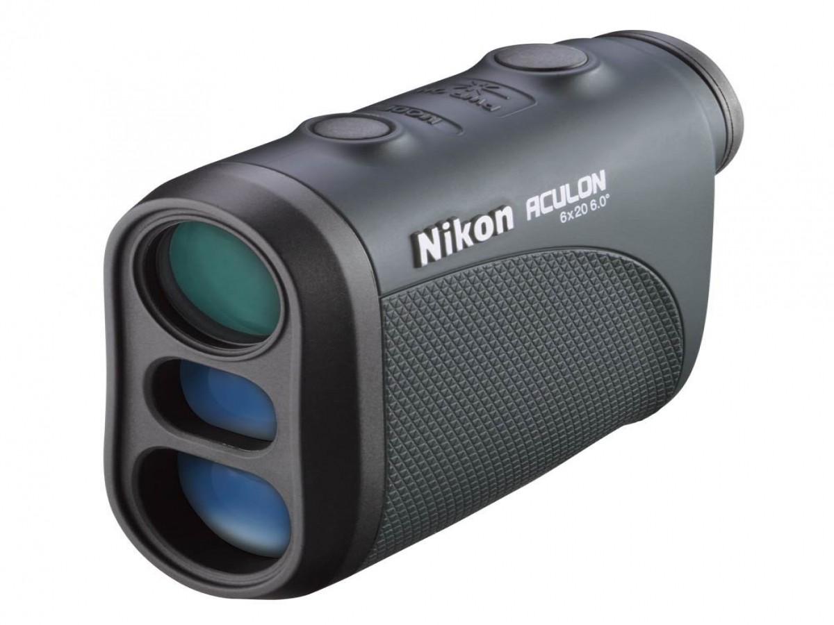 Laserski merilec razdalje - Nikon ACULON Laser Rangefinder