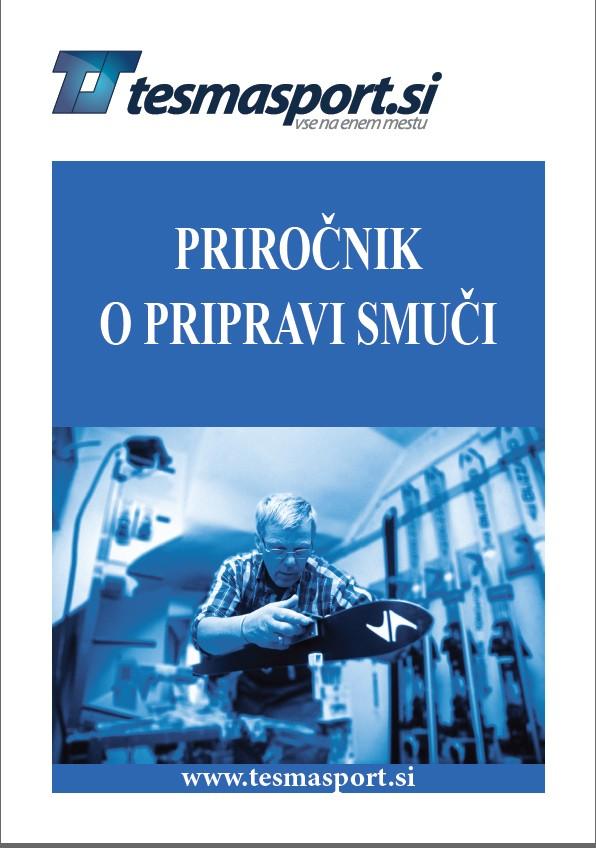Priročnik o pripravi smuči - PDF