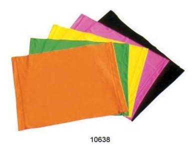 Liski zastavice za VSL - Likra (brez napisa)