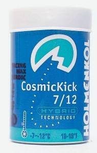 Cosmic kick -7/-12