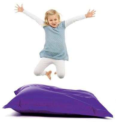 sedežna vreča vijolična