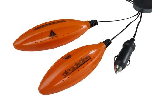 Sušilec in grelec za obutev in rokavice, 12V