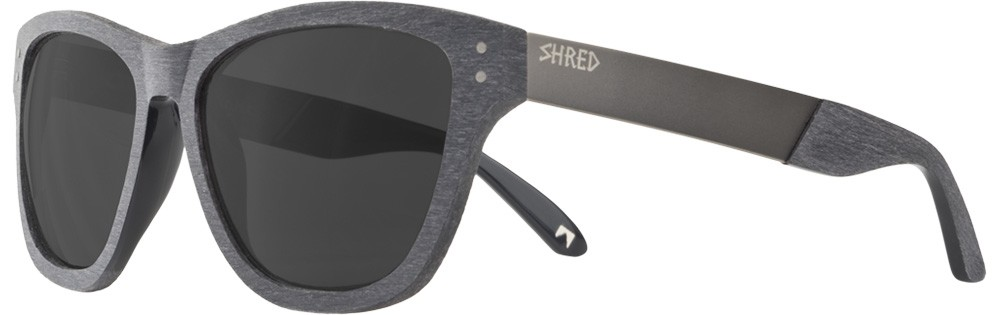 Sončna Očala Shred Axe Brushalloy Charcoal