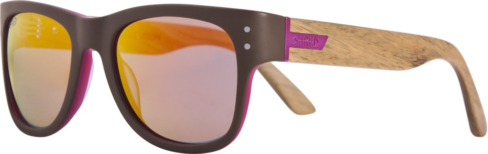 Lesena sončna očala Shred BELUSHKI ElixirWood