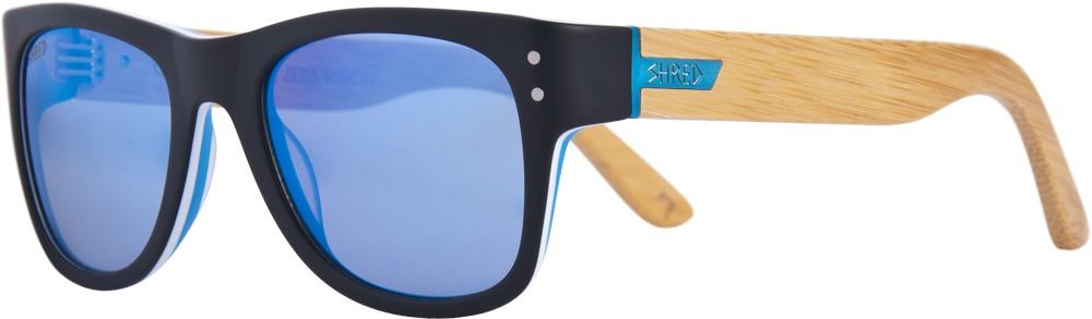 Lesena sončna očala Shred BELUSHKI RollerWood