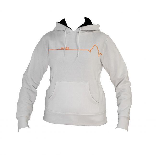 shred bottomline zenski hoodie