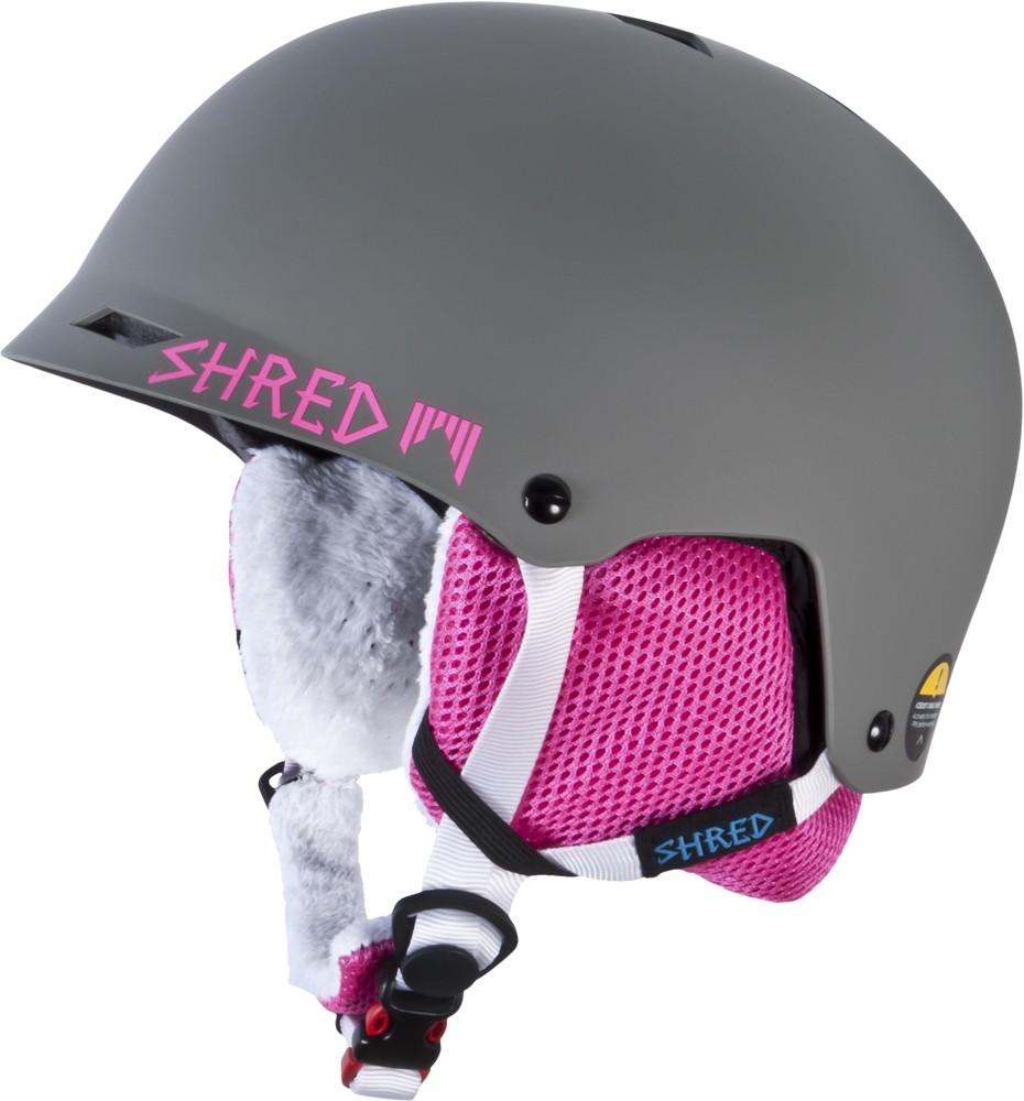 Smučarska čelada Shred Half Brain - BUNNY