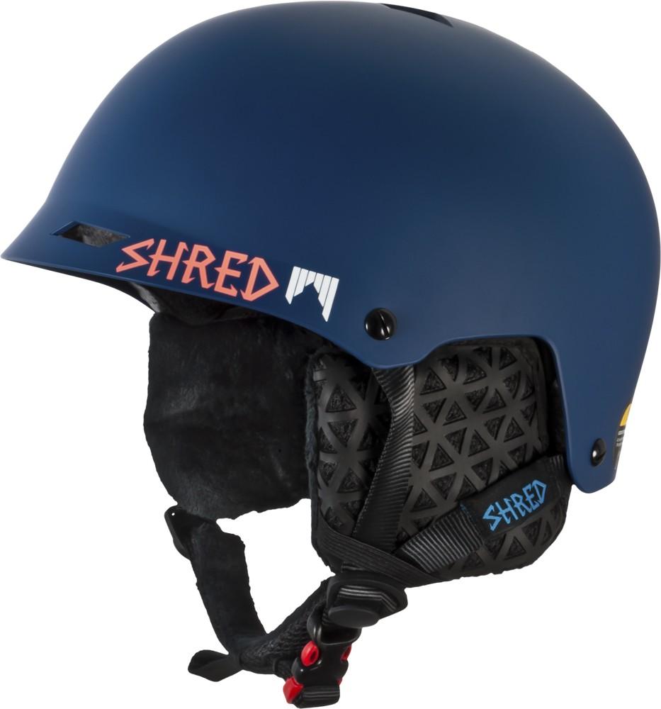 Smučarska čelada Shred Half Brain D-LUX GRAB, 2018