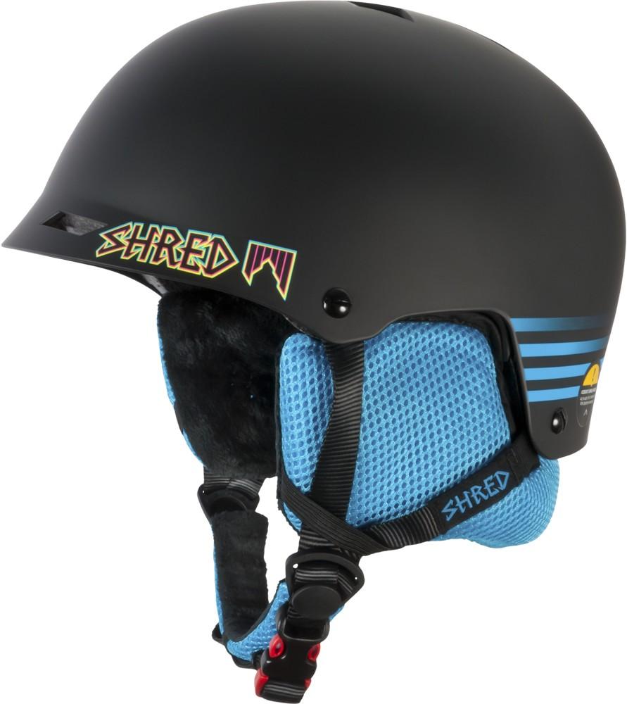 Čelada Shred Half Brain Shrastalines (brez možnosti ščitnika), S