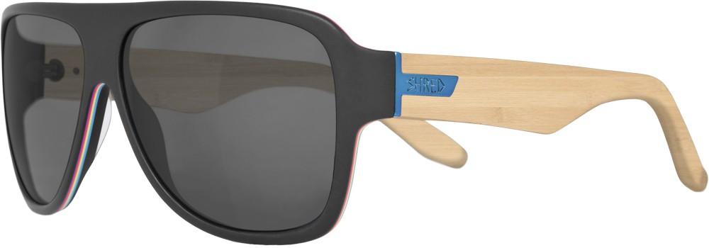 Lesena sončna očala Shred Mavs - ShrastaWood
