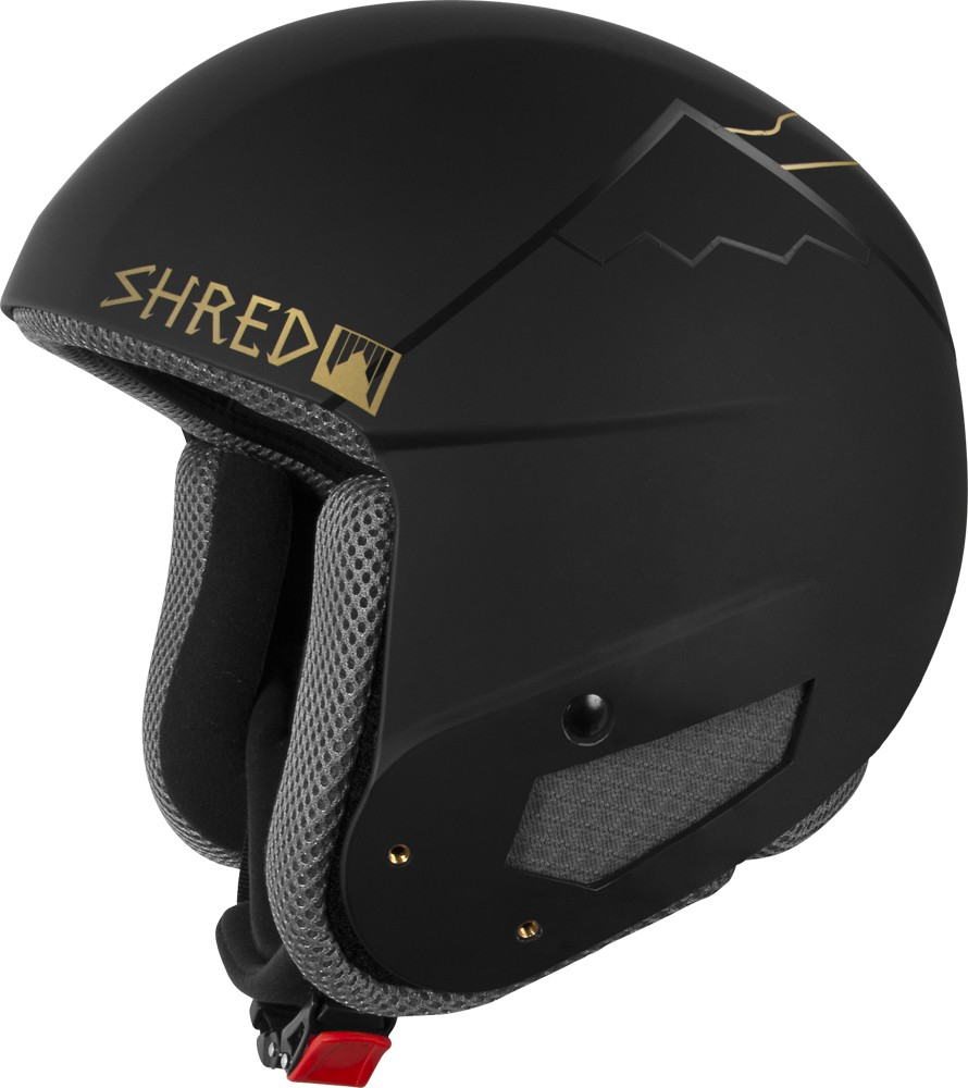 Smučarska čelada Shred Mega Brain Bucket RH FIS - WHYWESHRED