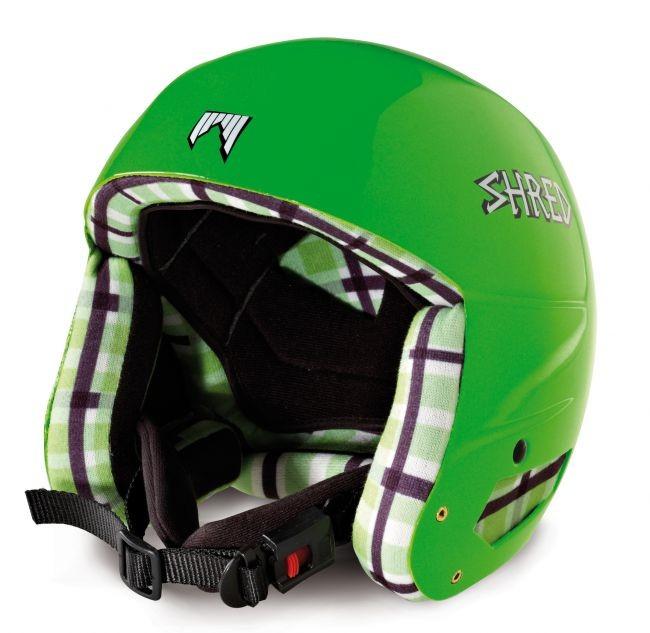Shred mega brain bucket green