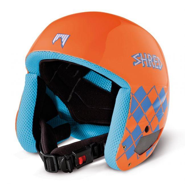 Shred mega brain bucket nastify orange