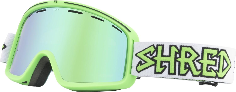 shred monocle air green