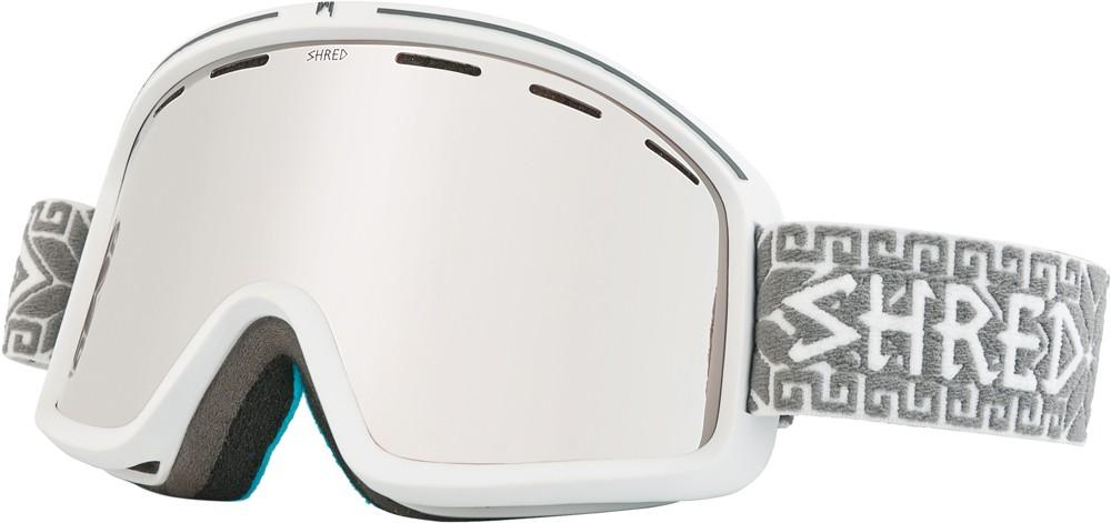 Smučarska očala Shred Monocle NORFOLK white, 2017