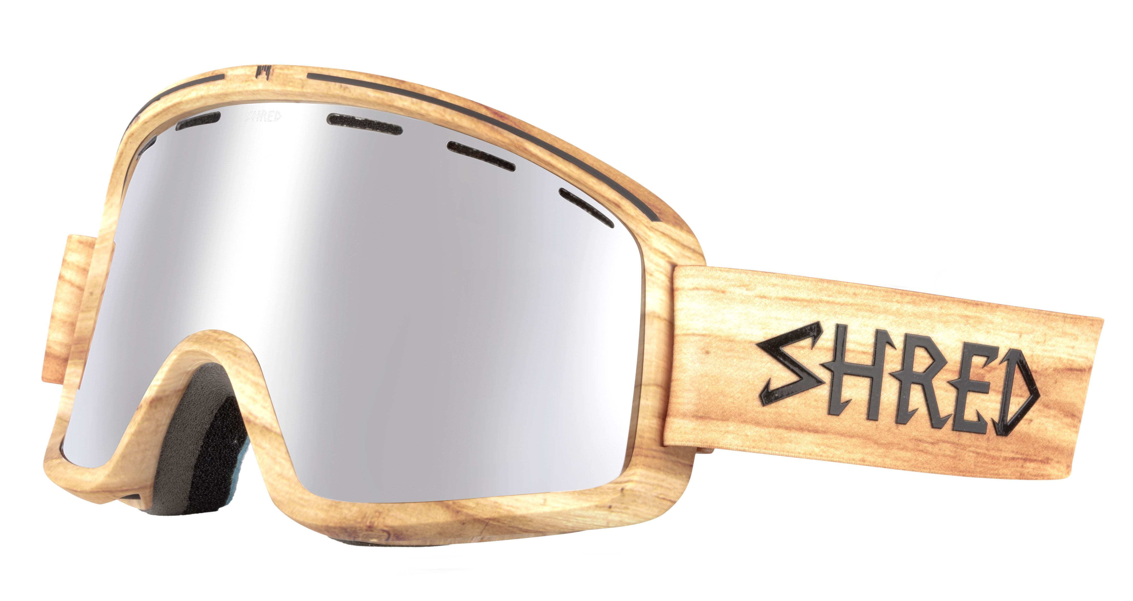 shred monocle woody