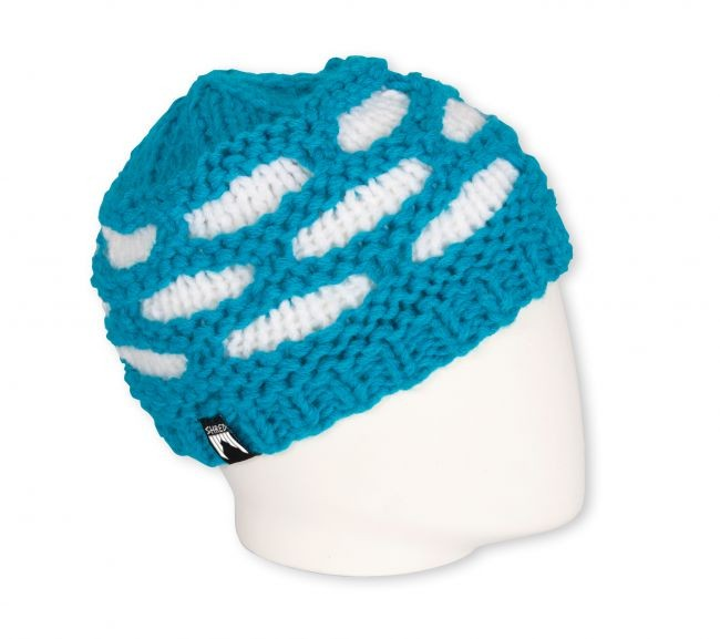 shred puffball blue