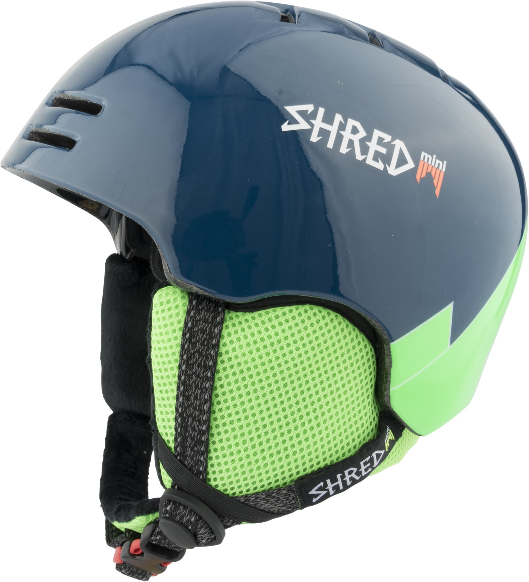 shred slam cap noseason mini wee blue green