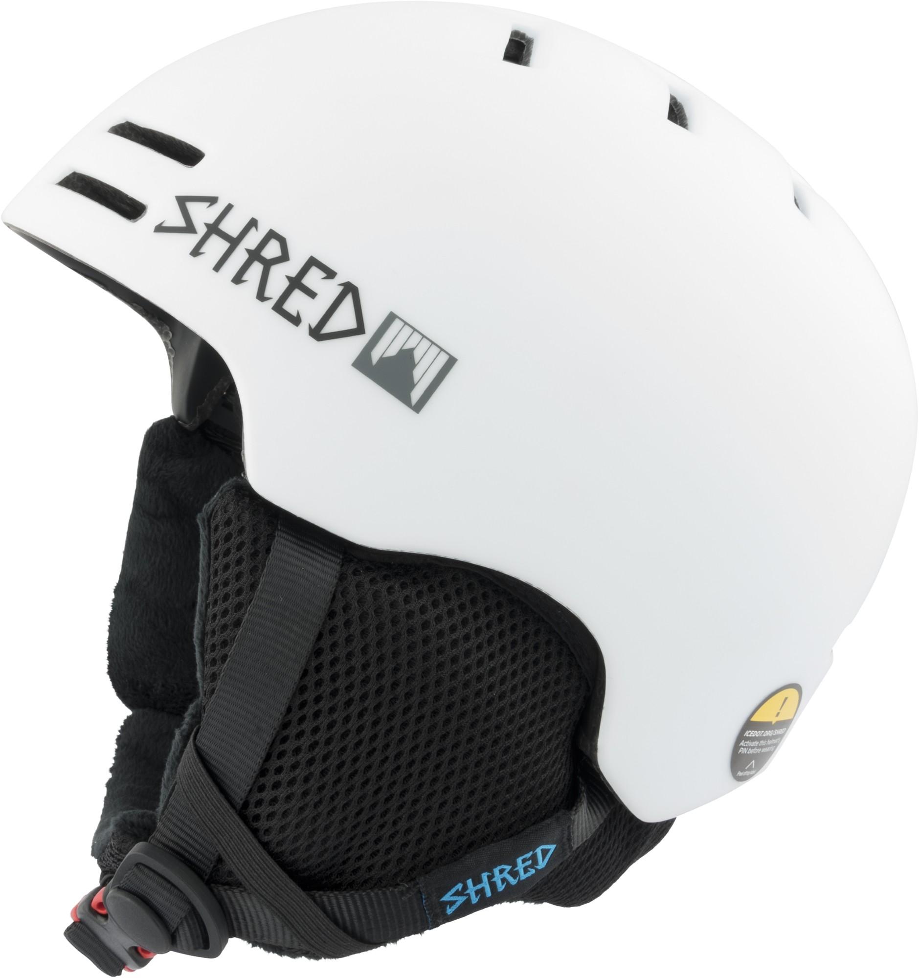 shred slam cap noseason snowplough