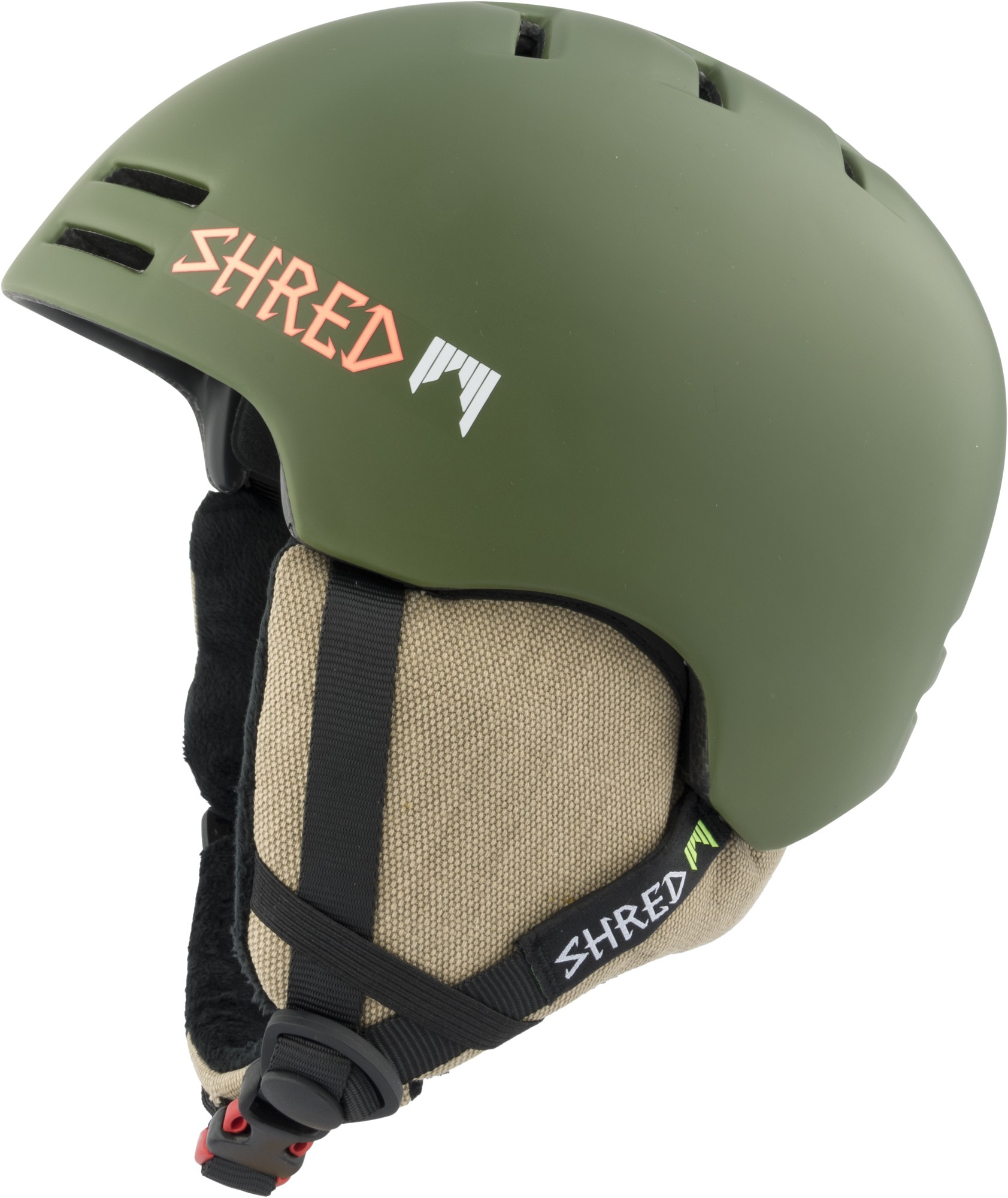 shred slam cap noseason woodland