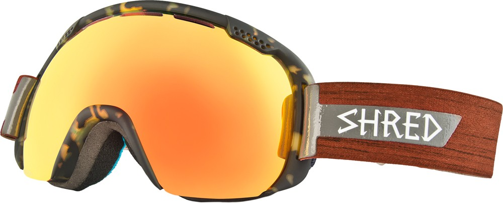 Smučarska očala Shred Smartefy Shnerdwood z bonus lečo, 2017