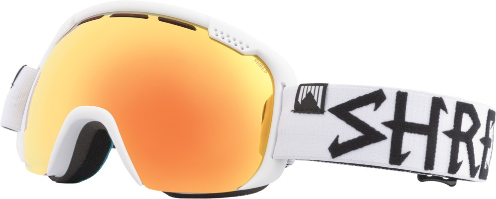 shred smartefy whiteout