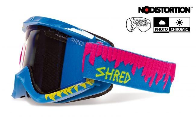 Smučarska fotokromna očala Shred Soaza Icicles2