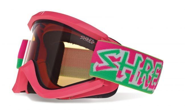 Shred smučarska očala soaza tocadiscos roza