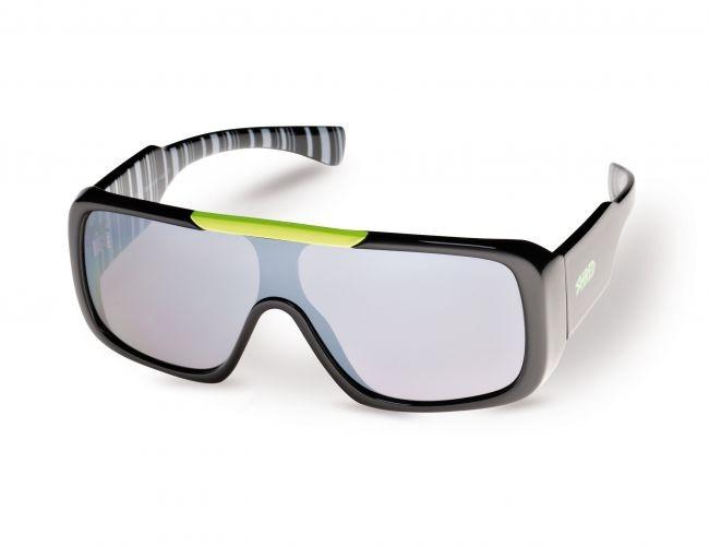 shred sončna očala rosko black green