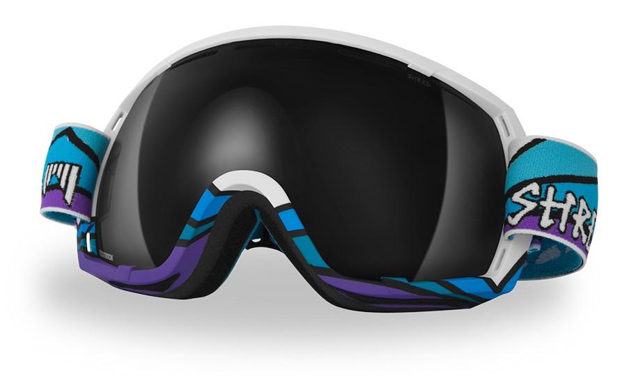 Smučarska očala Shred Stupefy - S-Duper (dark)