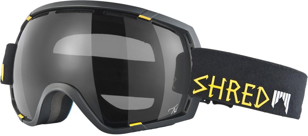 Smučarska očala Shred Stupefy - WALNUTS (Tom Wallisch), z bonus lečo