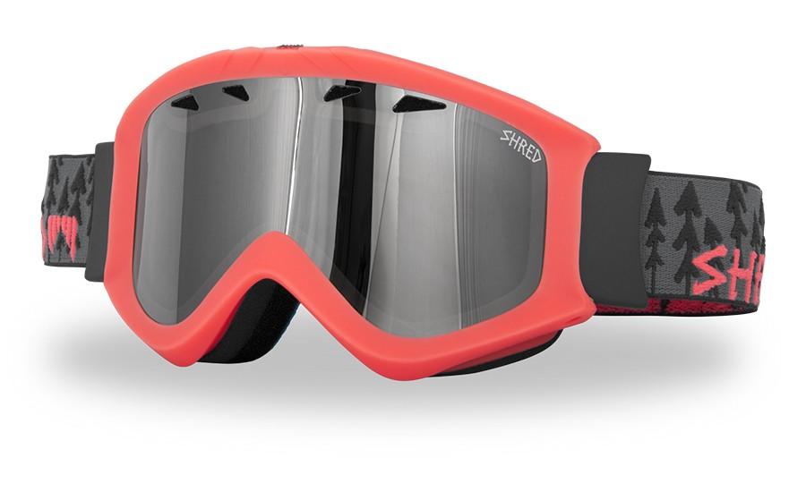 Smučarska očala Shred Tastic - FOREST NEON RUST