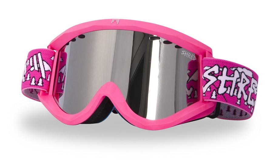 Smučarska očala Shred SOAZA - WhyWeShred (roza)