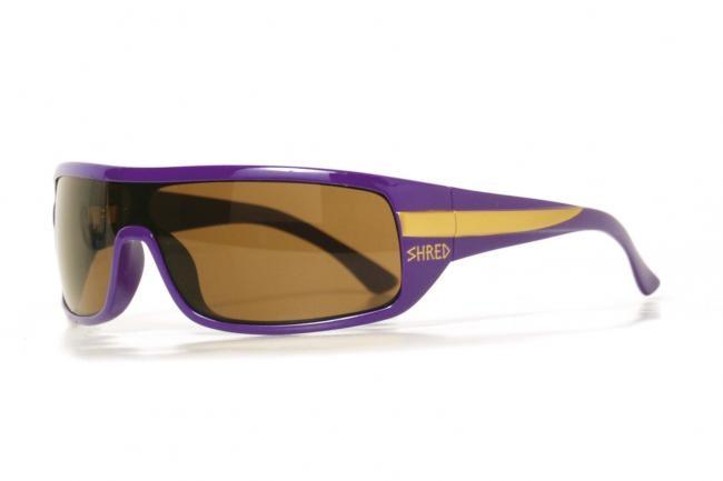 Sončna očala Shred - SPOCK - vijolična