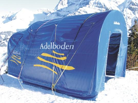 Štartni šotor