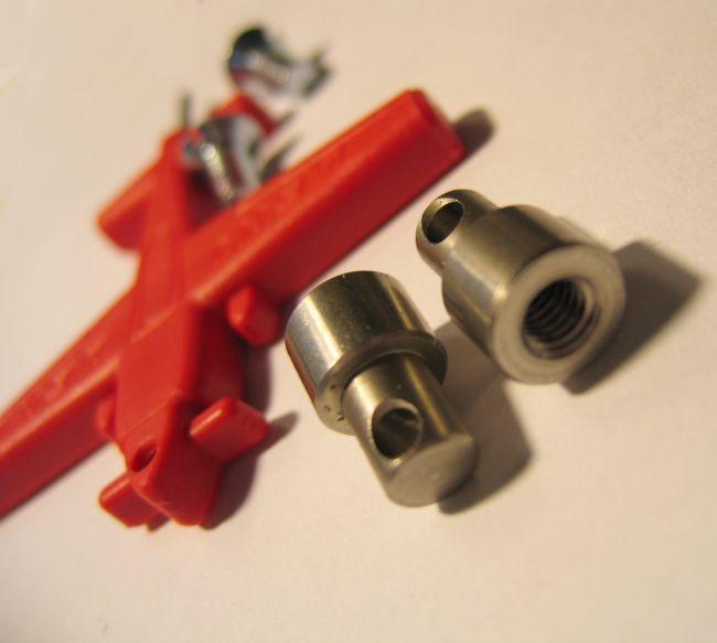 Leki vložek TR-S za montažo ščitnika na palice