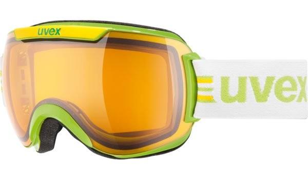 Smučarska očala Uvex Downhill 2000 Race lt green