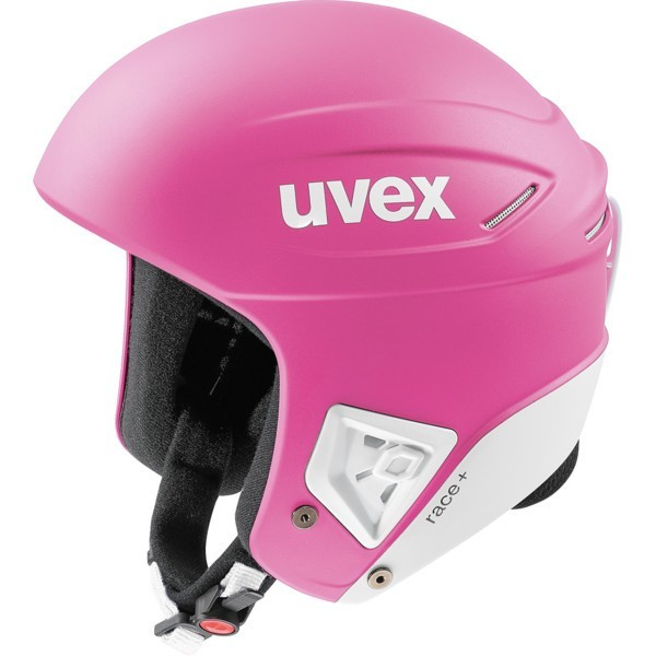 FIS Uvex race + pink/white