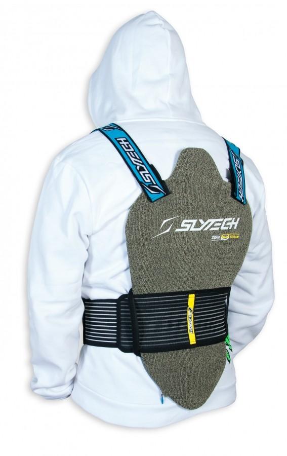 Zaščita za hrbet Slytech Backpro XT Kevlar (M)