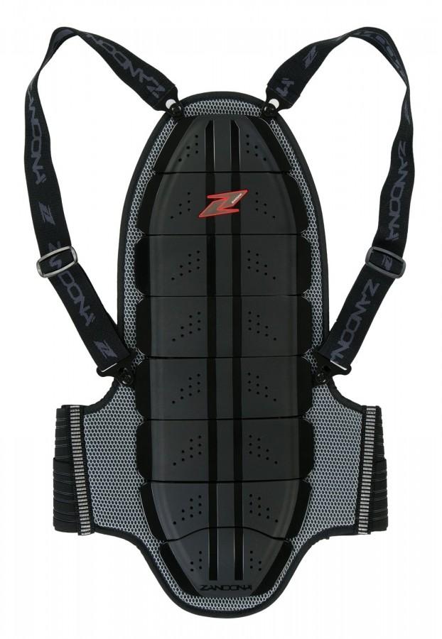 Želva z naramnicami Zandona Shield Evo - 8 plošč