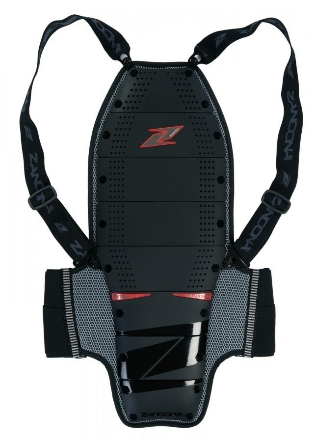 Zaščita za hrbet Zandona SPINE, z naramnicami - 8 plošč
