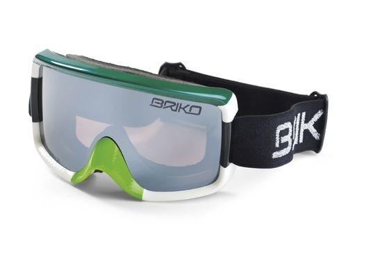 Briko smučarska očala Super Race - Zelena