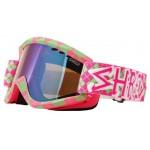 Smučarska očala Shred Soaza: Nastify Redux - pink