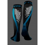CEP NIGHTTECH kompresijske nogavice z odsevniki