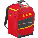 Leki bootbag red is the colour