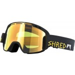 Smučarska očala Shred Amazify - WALNUTS (Tom Wallisch)