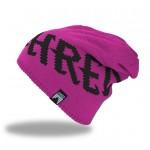 Smučarska kapa Shred EMPIRE beanie - roza