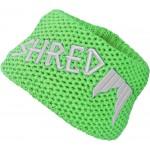 Pleteni smučarski trak Shred - zeleni